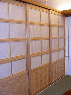 大阪格子裏面の写真