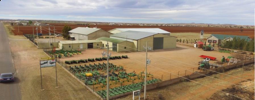 Fabrica de Implementos Agrícolas 2019