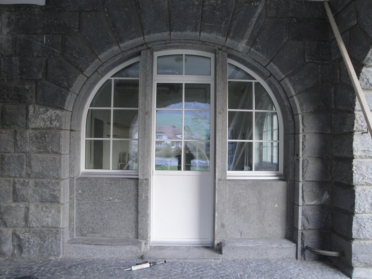 Fenster Pfrundhaus, Glarus
