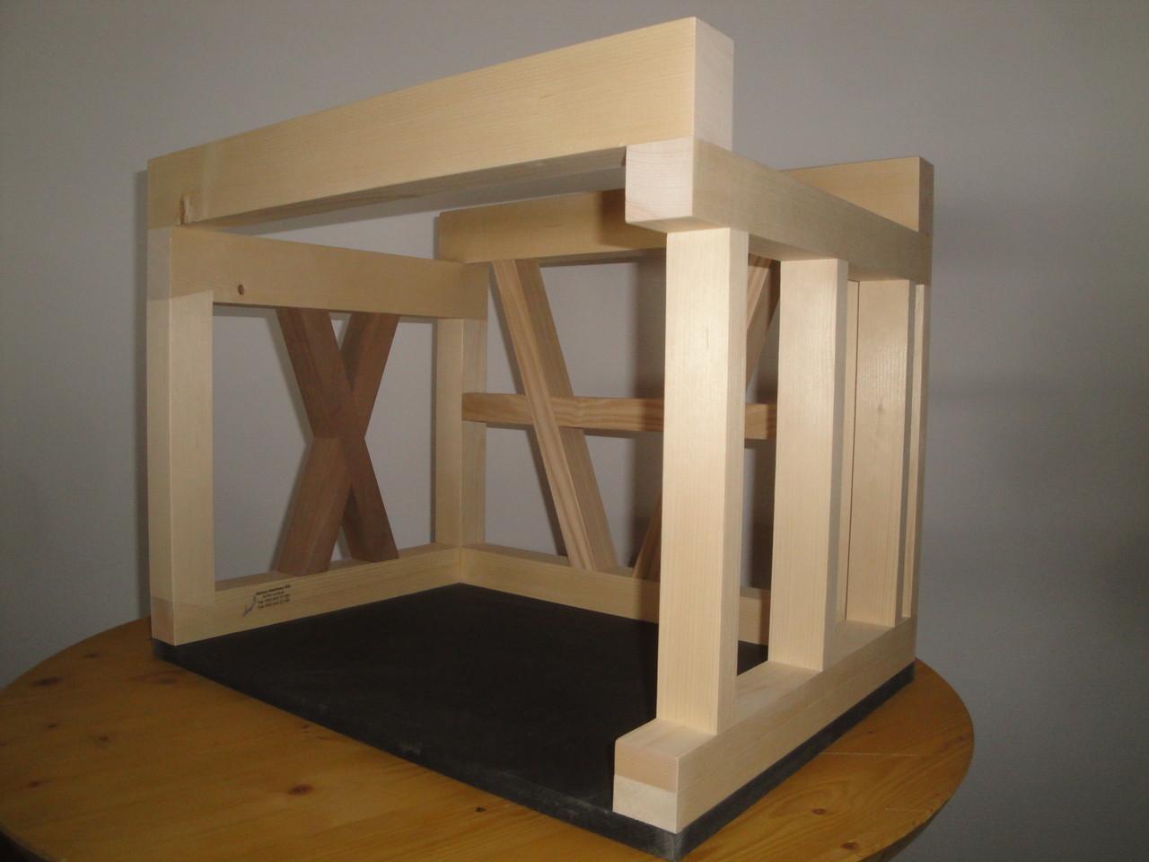 Model Jürg Rohr; 2. Lehrjahr