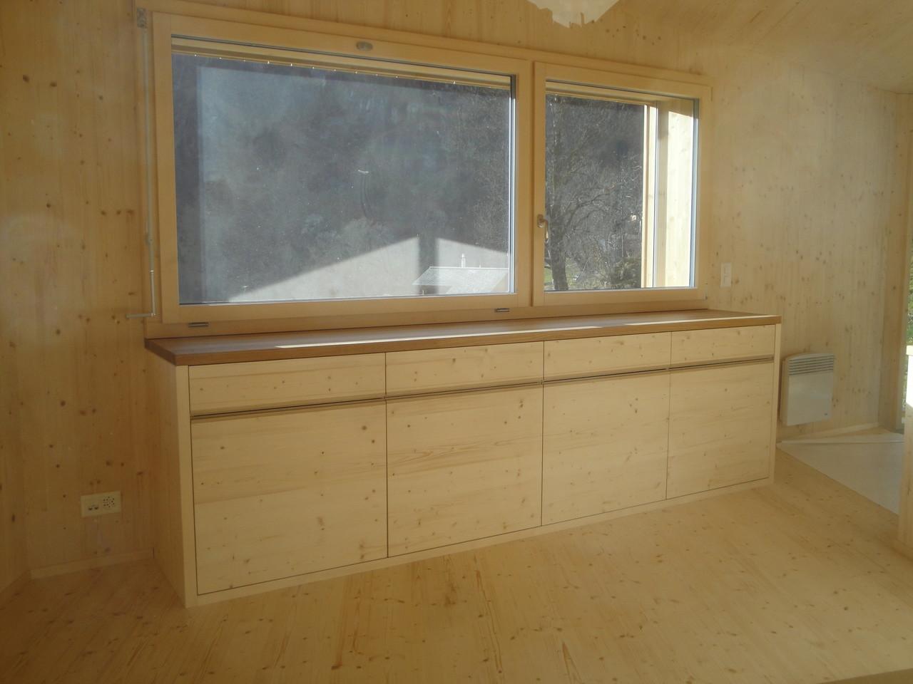Sideboard, Braunwald