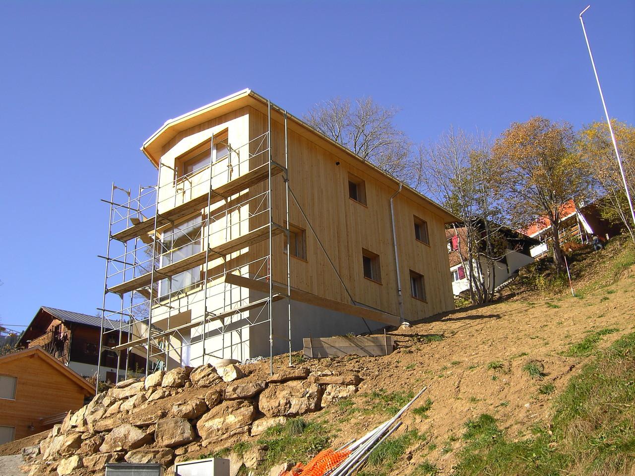 Ferienhaus 2012, Braunwald