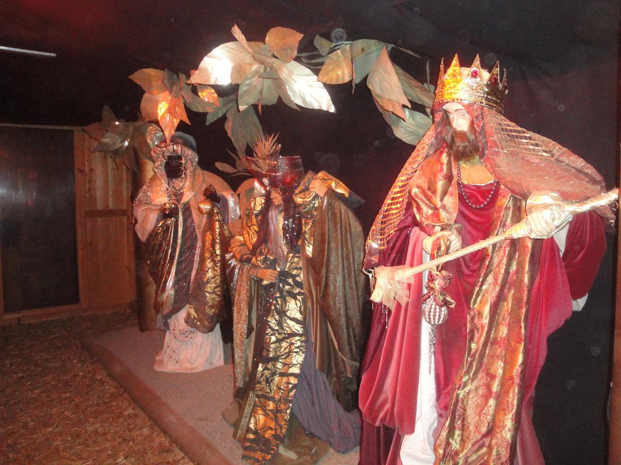 Kaspar, Melchior und Baltasar
