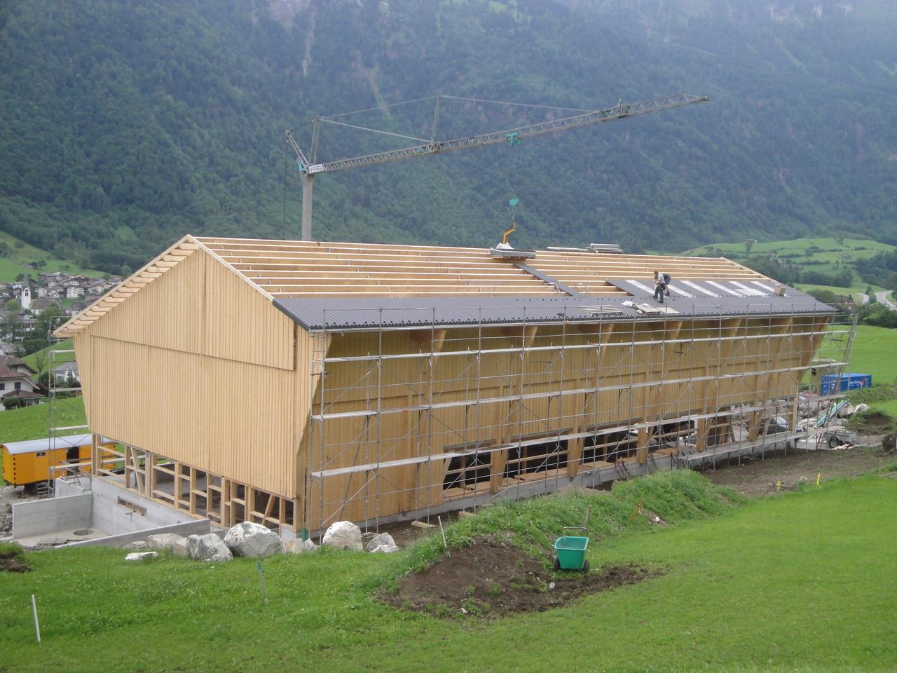 Stall 2012 (neu), Glarus