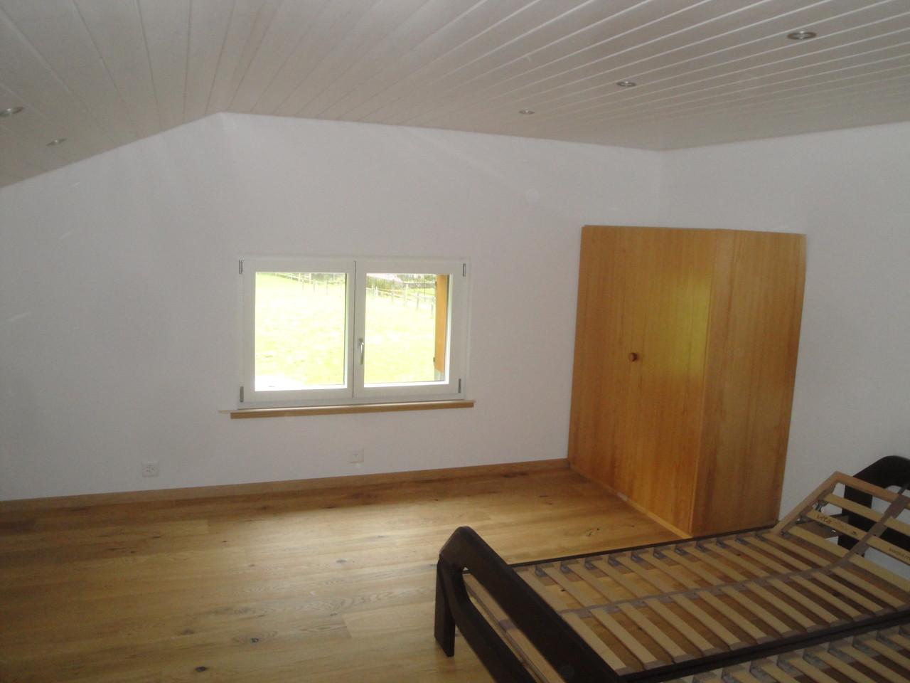 Umbau Ferienhaus Wechner, Linthal (Zimmer neu)