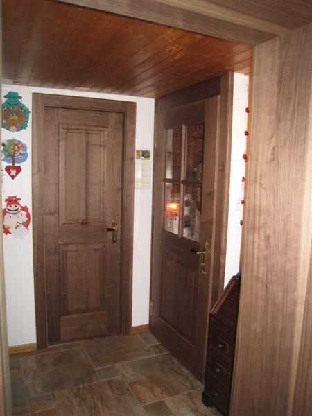 Zimmertüre Einfamilienhaus, Ennenda