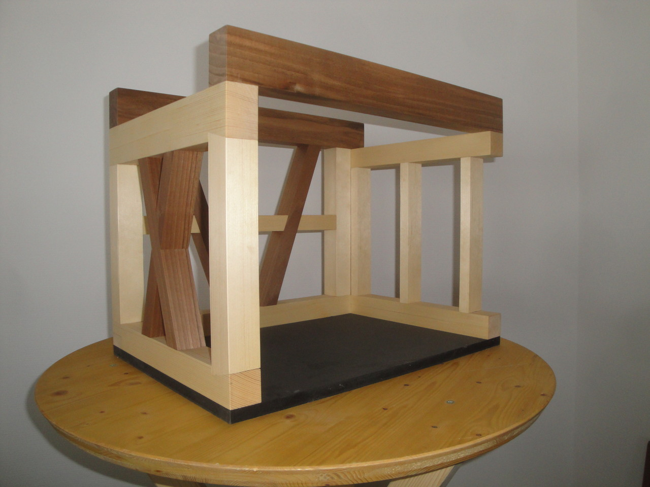 Model Remo Trümpy; 2. Lehrjahr