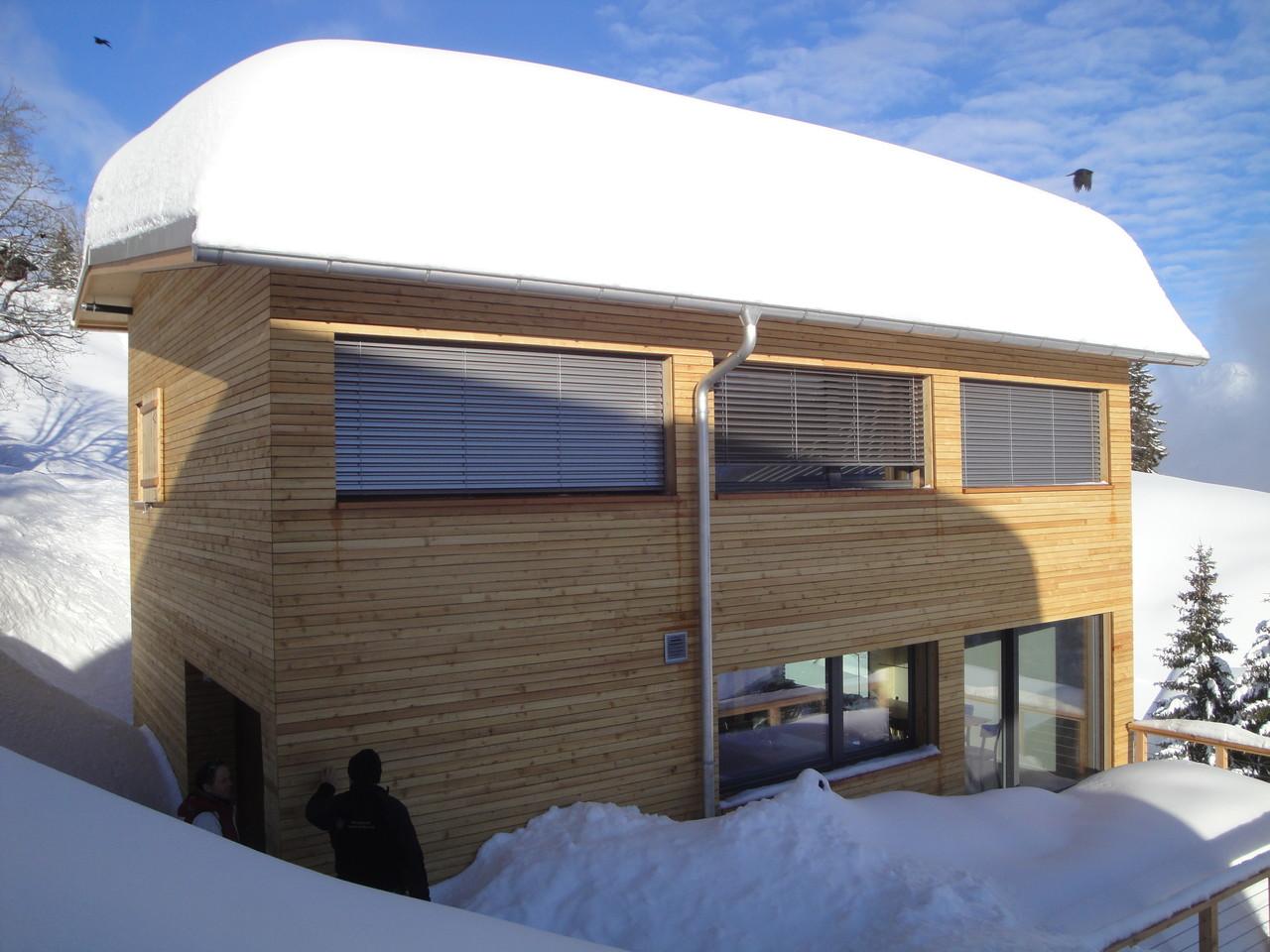 Ferienhaus 2011, Braunwald