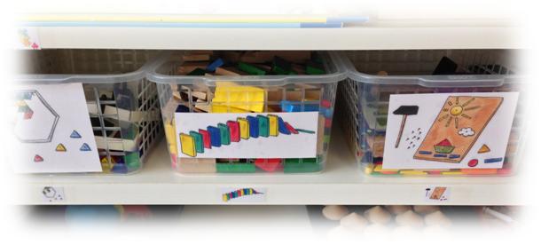 Regal und Kisten - mit Bilder-gARTen-Bilder (Freispiel CD)