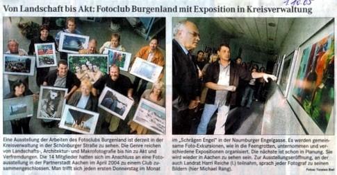 Kreisverwaltung Burgenlandkreis - NMBTageblatt 10/2005
