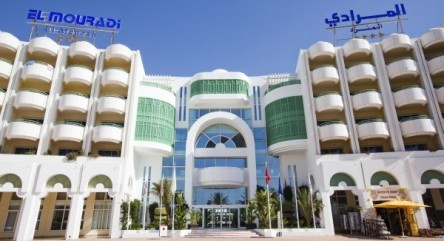 Hôtel Mouradi Menzah