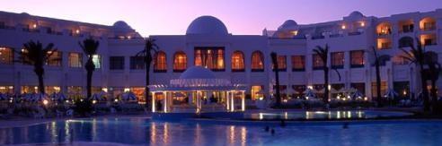 Hôtel Golden Tulip Mahdia Palace