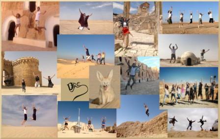 Il Sahara tunisino
