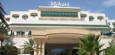 Hôtel Mehari Hammamet