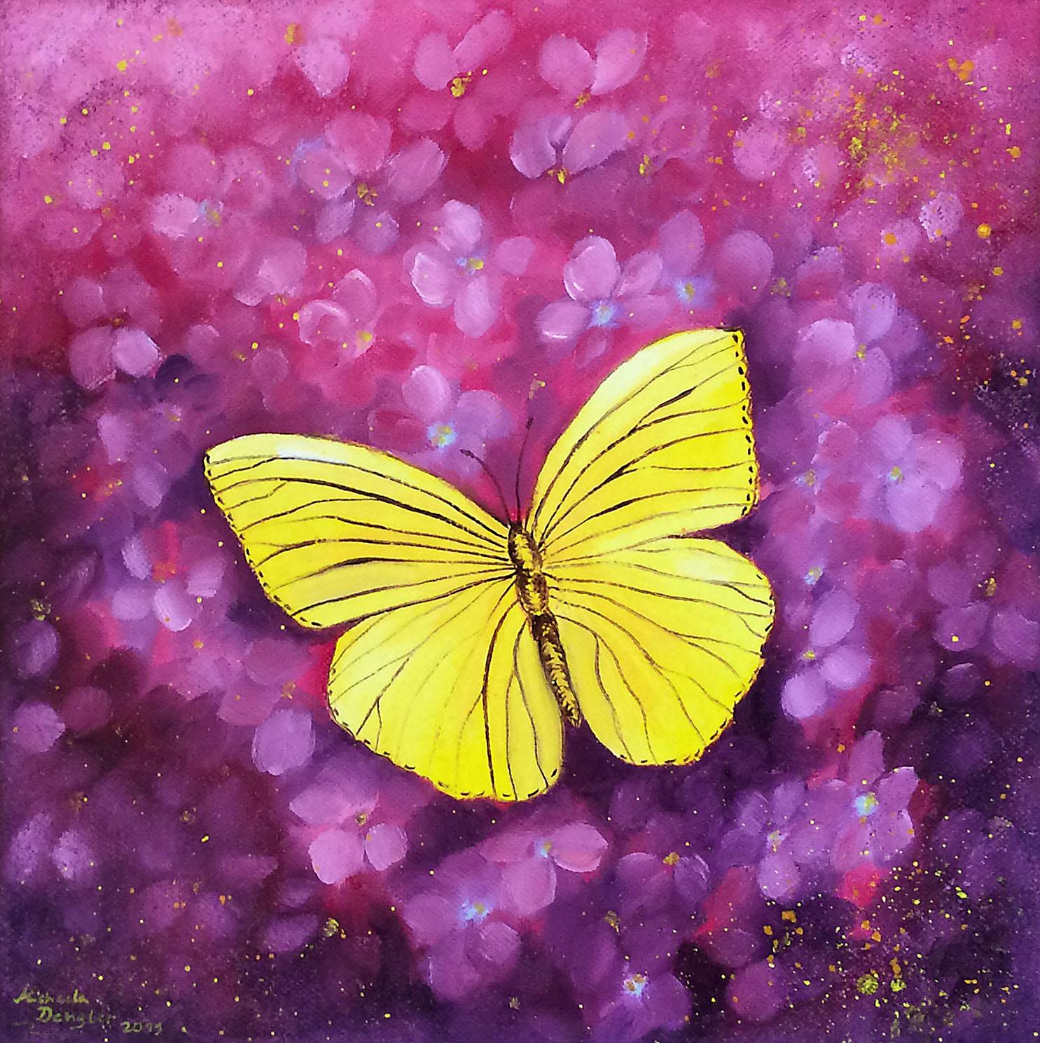 Schmetterling - Zitronenfalter