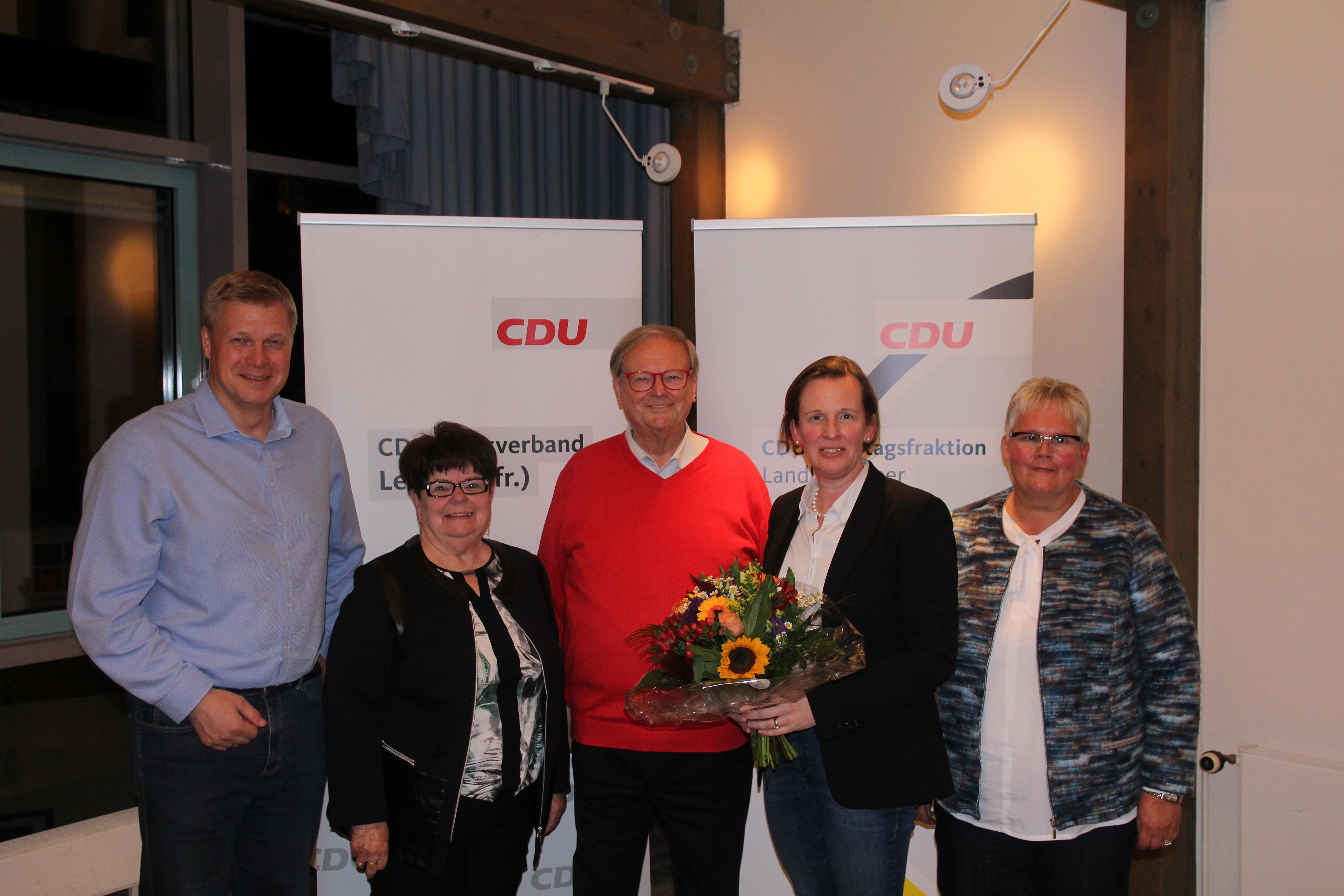 Der Fraktionsvorsitzende Dieter Baumann