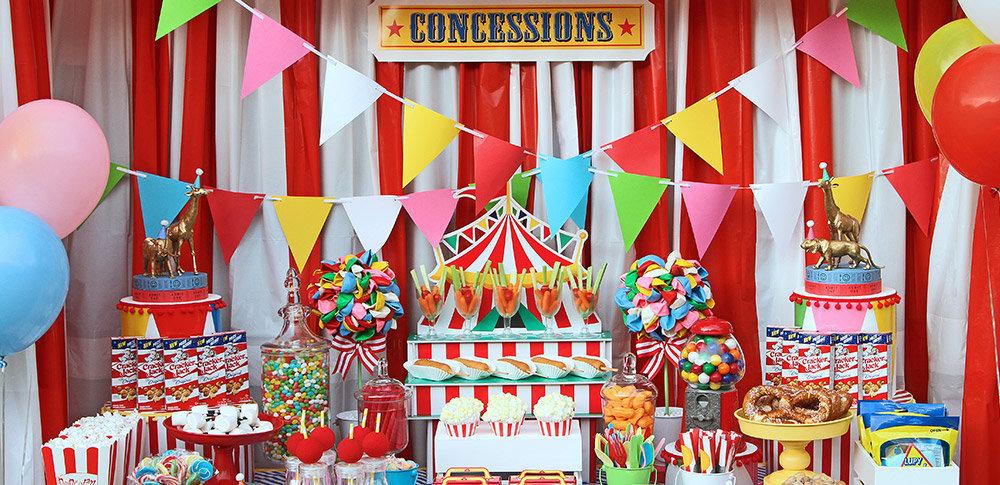 Het circus verveelt nooit en we hebben heel veel leuke activiteiten voor de kids!