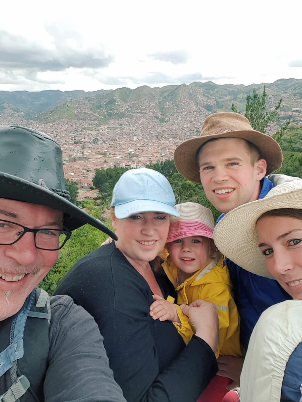 Zurück in unserer alten Heimat Cusco.
