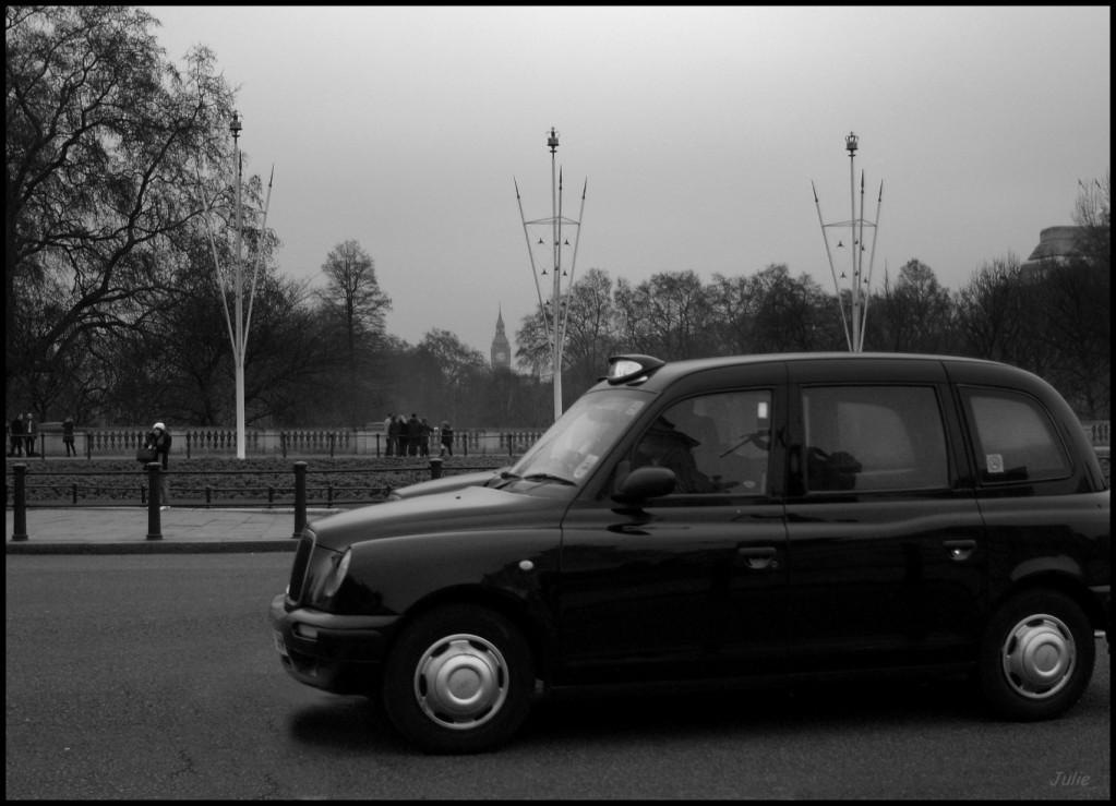 Taxi, big ben
