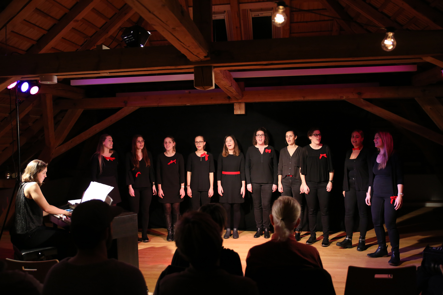 Vocal Monday (Foto: Roland Bodmer)