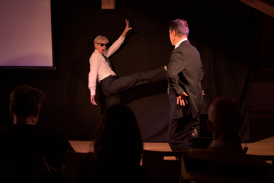 Carambole tanz&theater (Foto: Michael Übelhart)