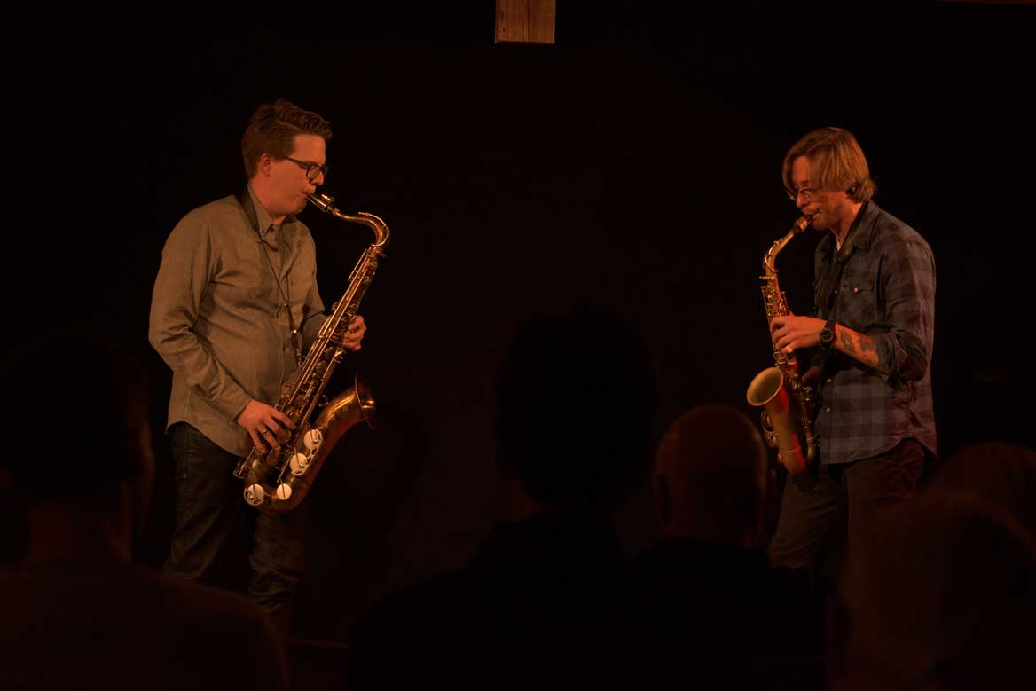 Duo Uebelhart/Amstad (Foto: Michael Uebelhart)