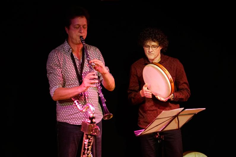Martin Schumacher & Christian Berger (Foto: Daniel Dubach)