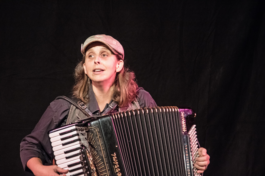 Olga Tucek (Foto: Pablo Quadri)