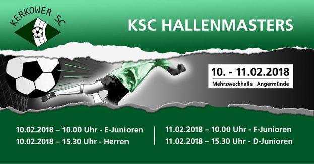 1. KSC-Hallenmasters 2018