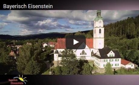 Bayerisch Eisenstein im Sommer
