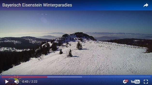 Winterparadies Bayerisch Eisenstein