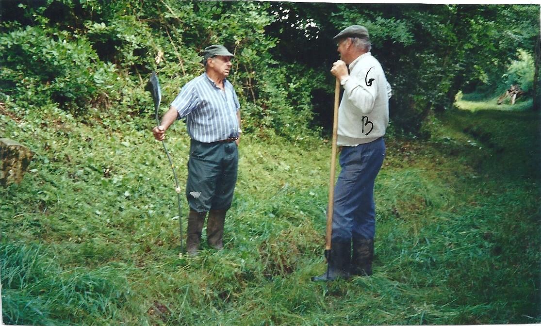 René Renaud et Gilbert Benoit