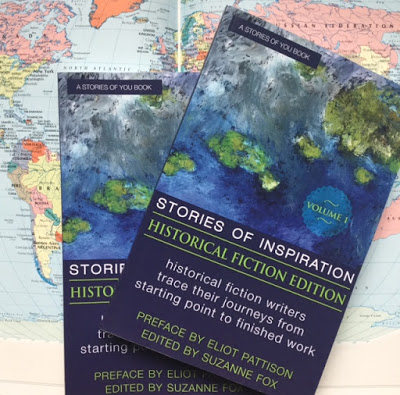 Cover of *Stories of Inspiration: Historical Fiction Edition*