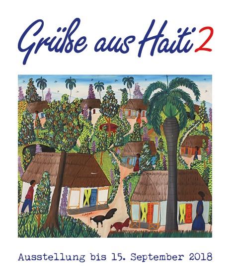 Ausstellung Burkhard eikelmann Galerie, Grüße aus Haiti 2