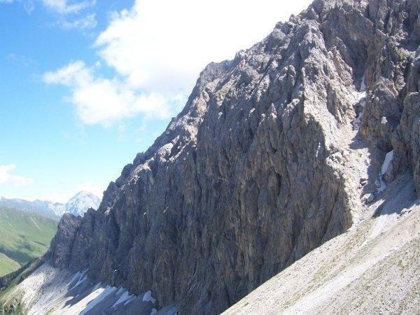 imposante Berge,