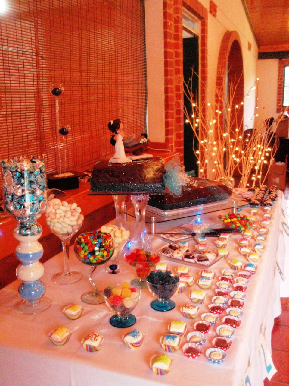 Mesa de dulces matrimonio cajicá