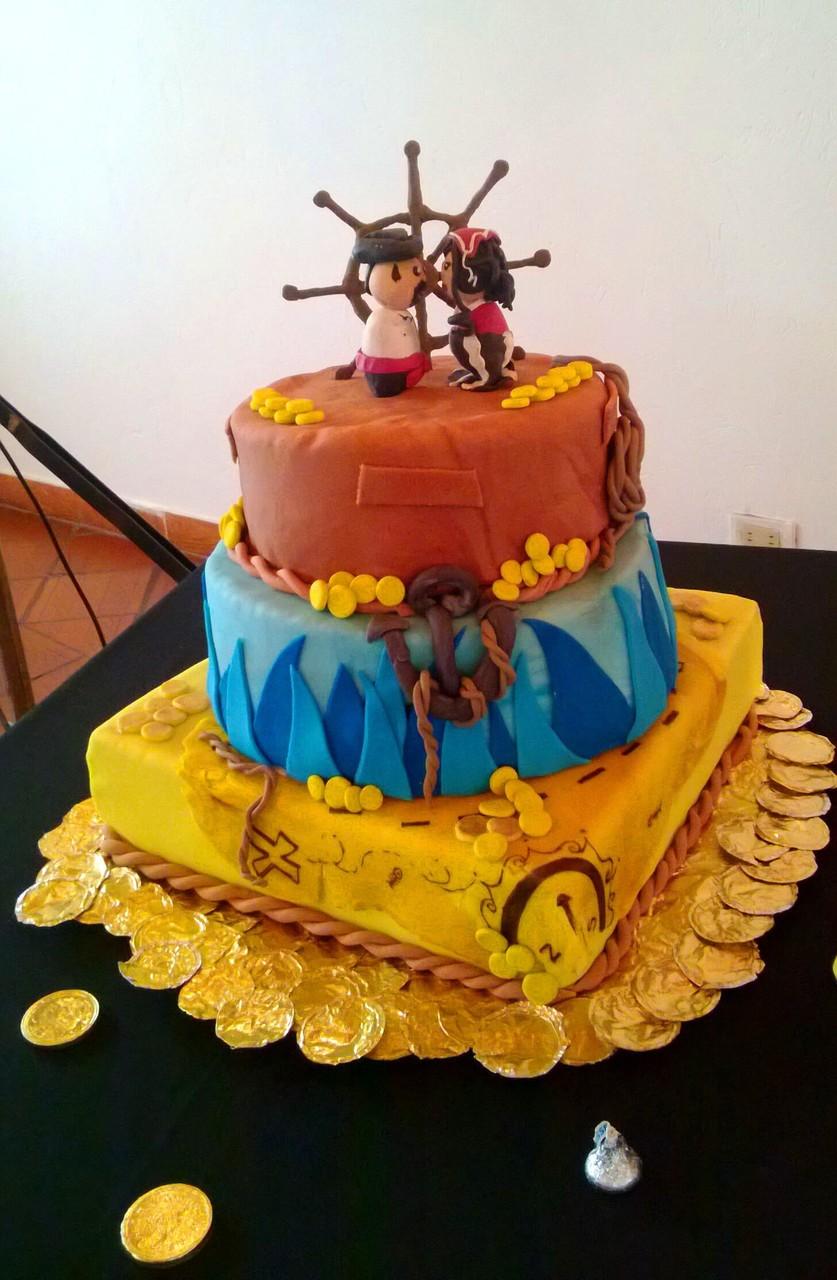 Torta temática Cajicá