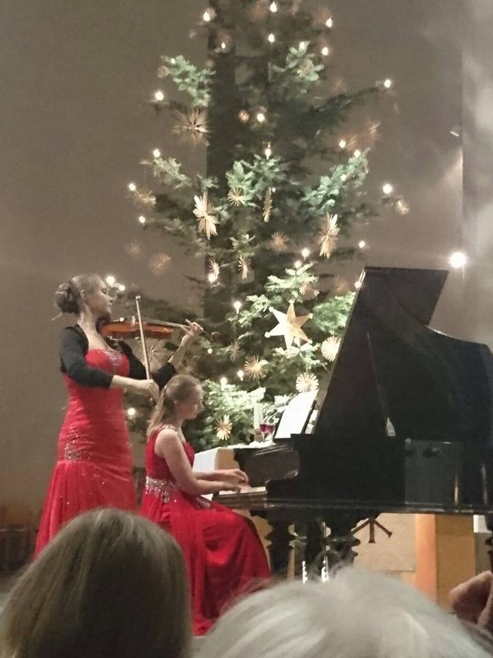 New Year's Eve Concert in the Lutherkirche, Konstanz *DE