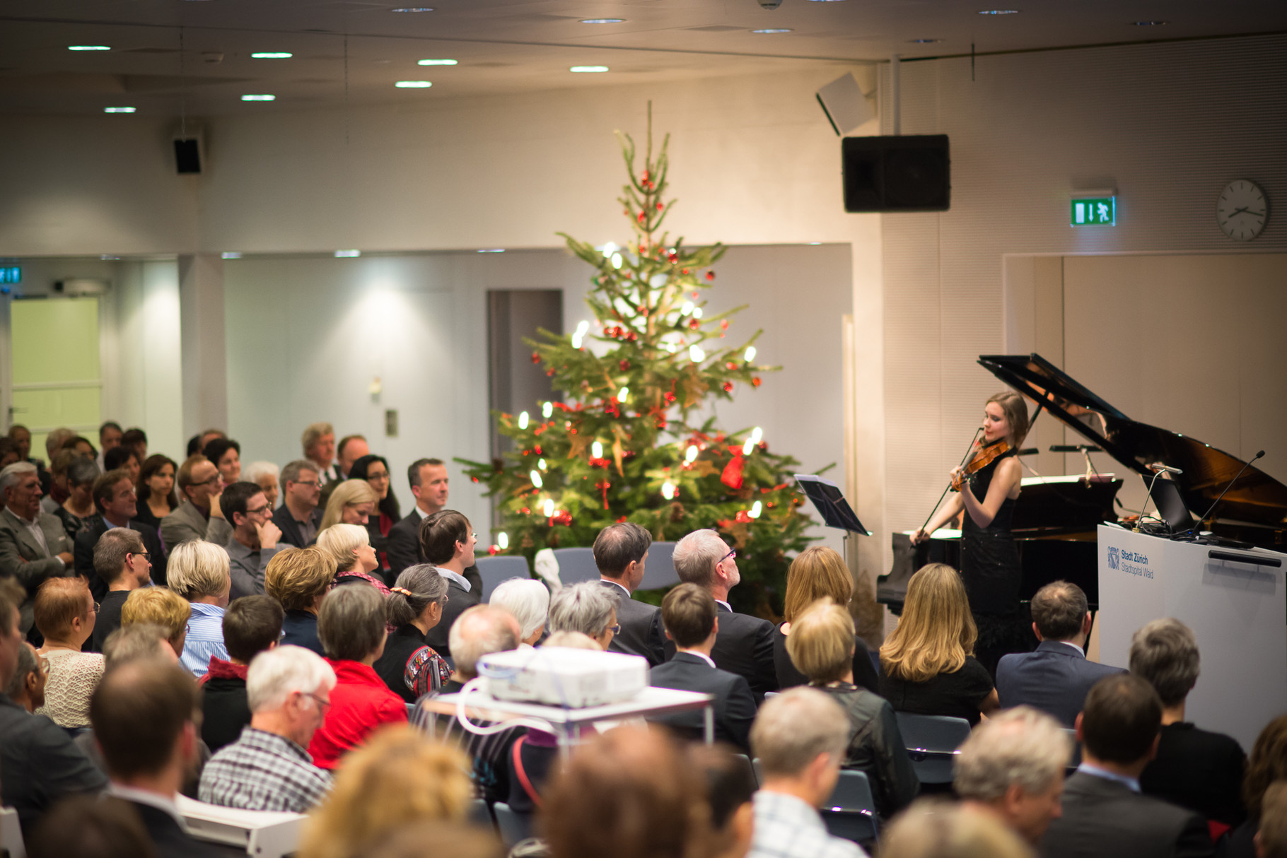 Event at the Stadtspital Waid ZH