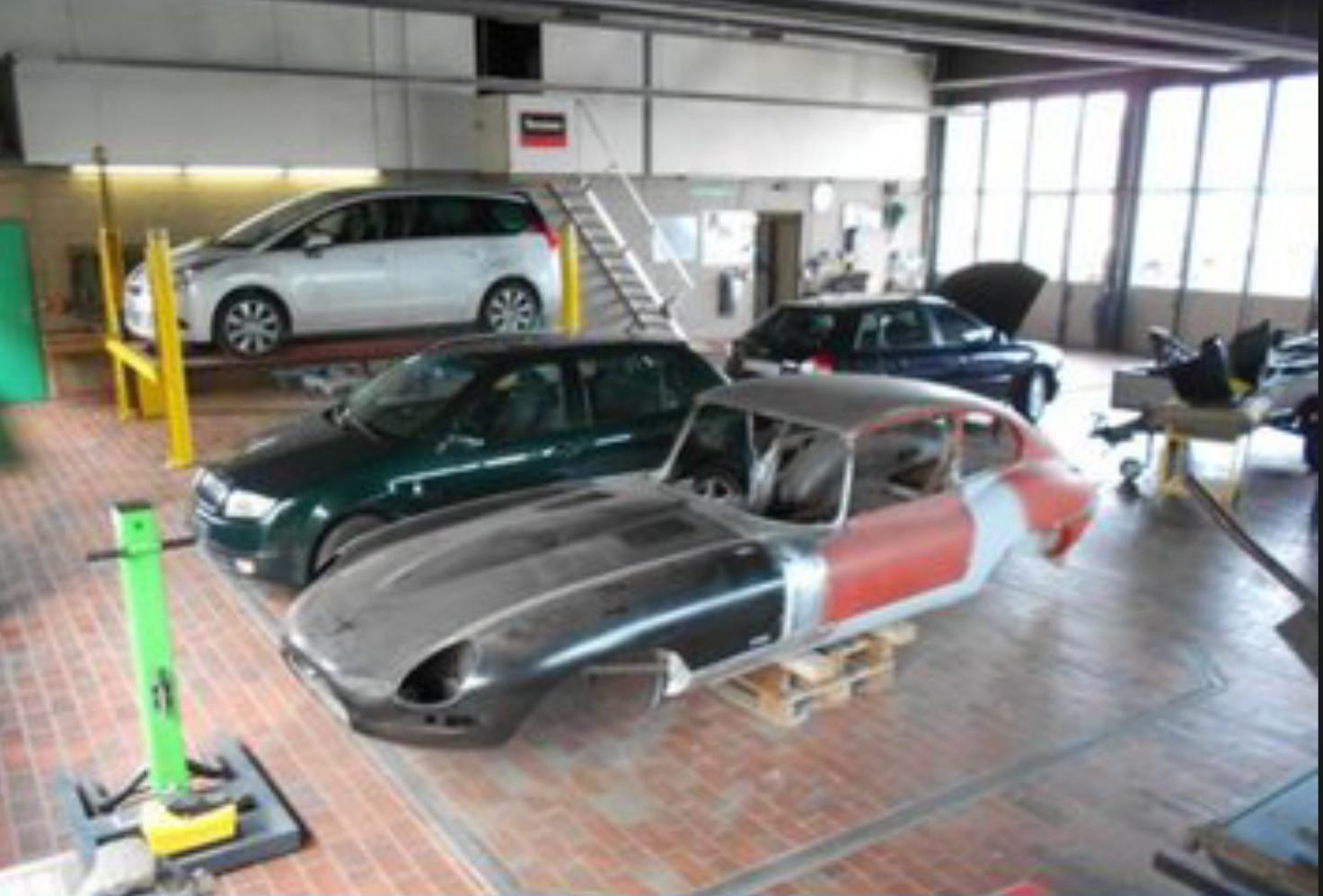 Werkstatt haefliger emmen for Garage ford auch