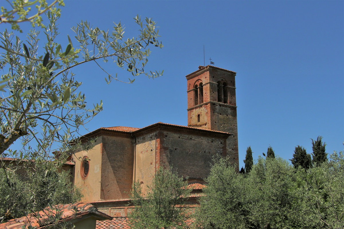 Sant'Anna di Camprena- Le Patient anglais