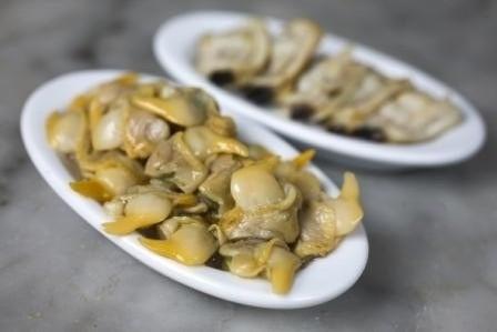 Conservas aperitivos y vermuts saperem - Aperitivos de mariscos ...