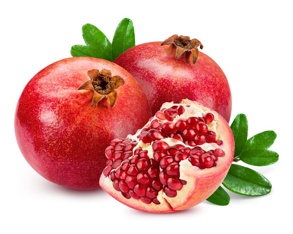 Kaltgepresstes Granatapfelkernöl - antioxidativ und entzündungshemmend