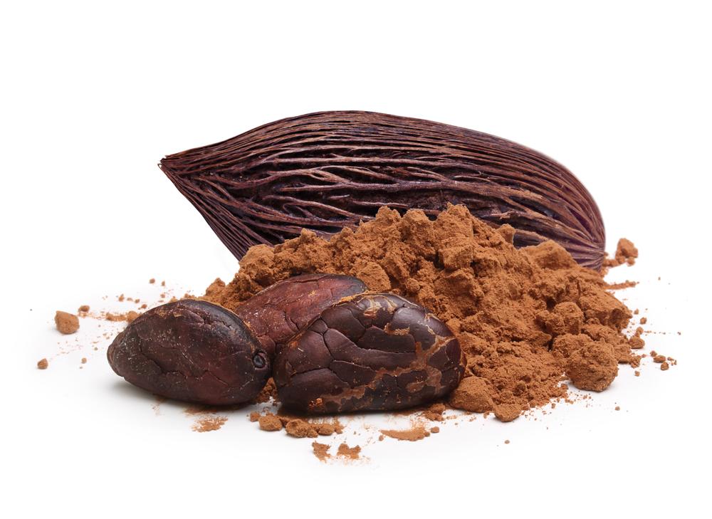 Kakaopulver - für die schöne Schokofarbe