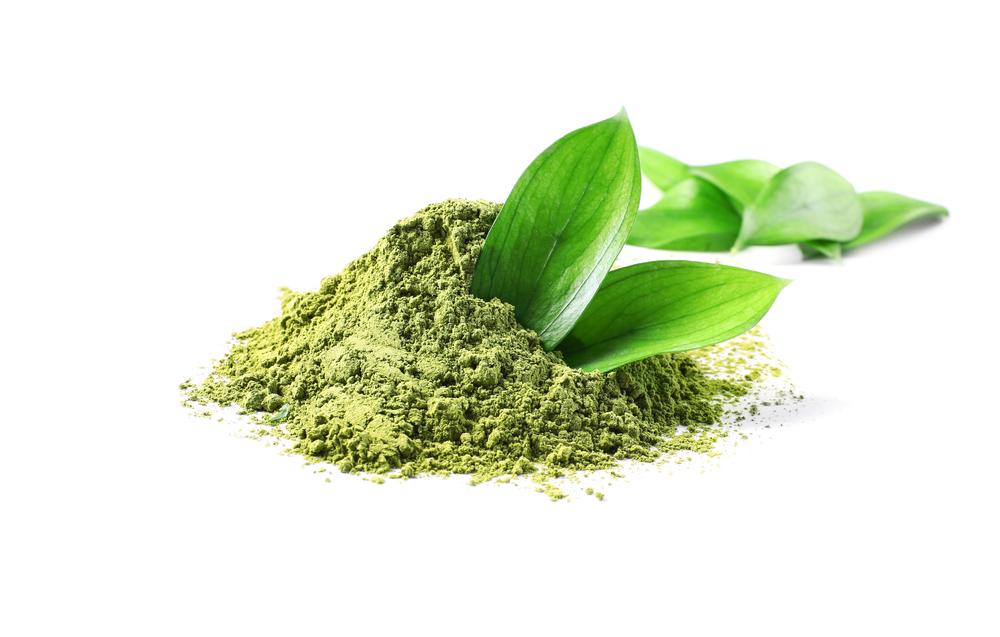 Matcha - der grüne Tee aus Japan entspannt die Lippen