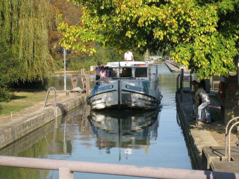 Lot-et-Garonne - Le Pont-Canal à Agen