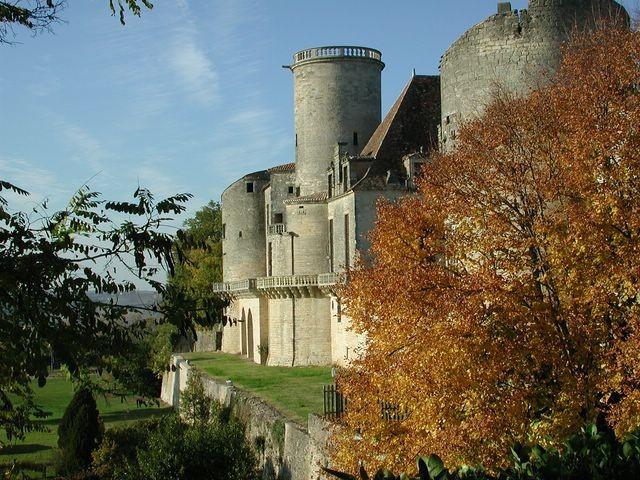 Lot-et-Garonne - Le Château de Duras