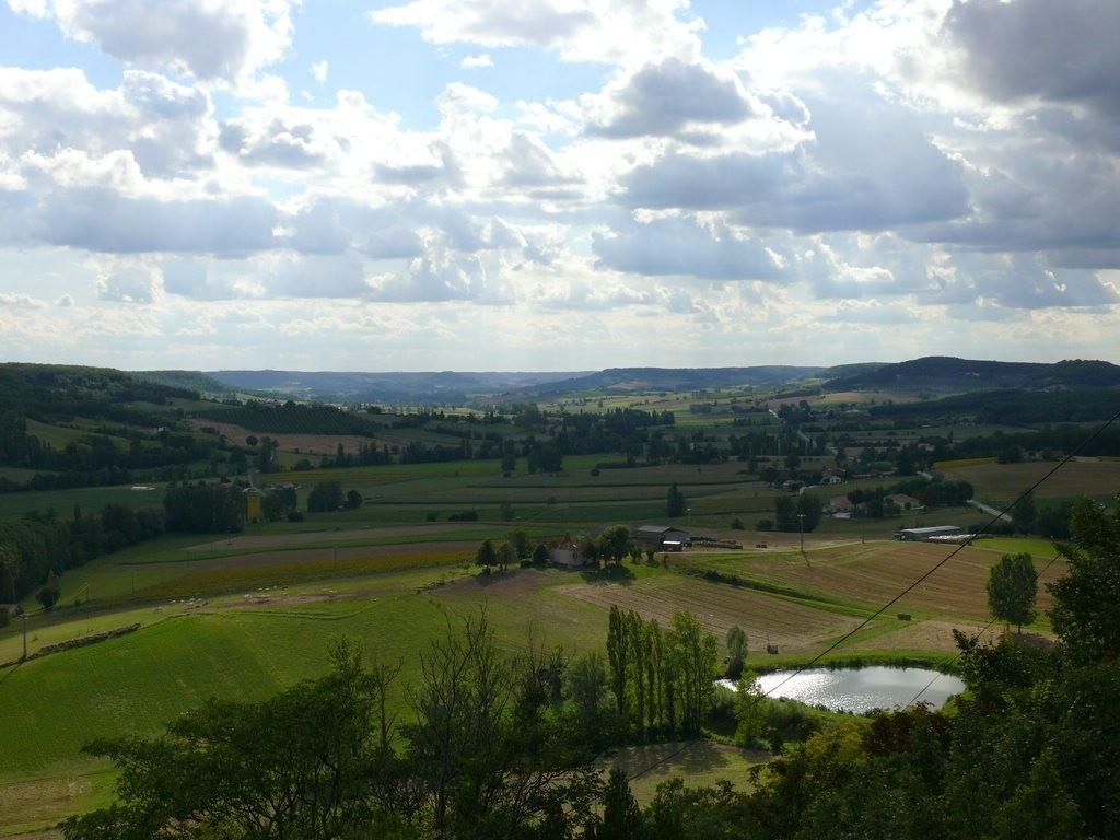 Lot-et-Garonne - Les pechs de la vallée du Lot