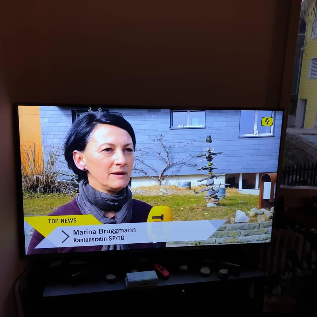 """Interviews TeleTop """"gesetzliche Grundlage zur Observation von Sozialhilfebezüger"""" 27.02.2021"""