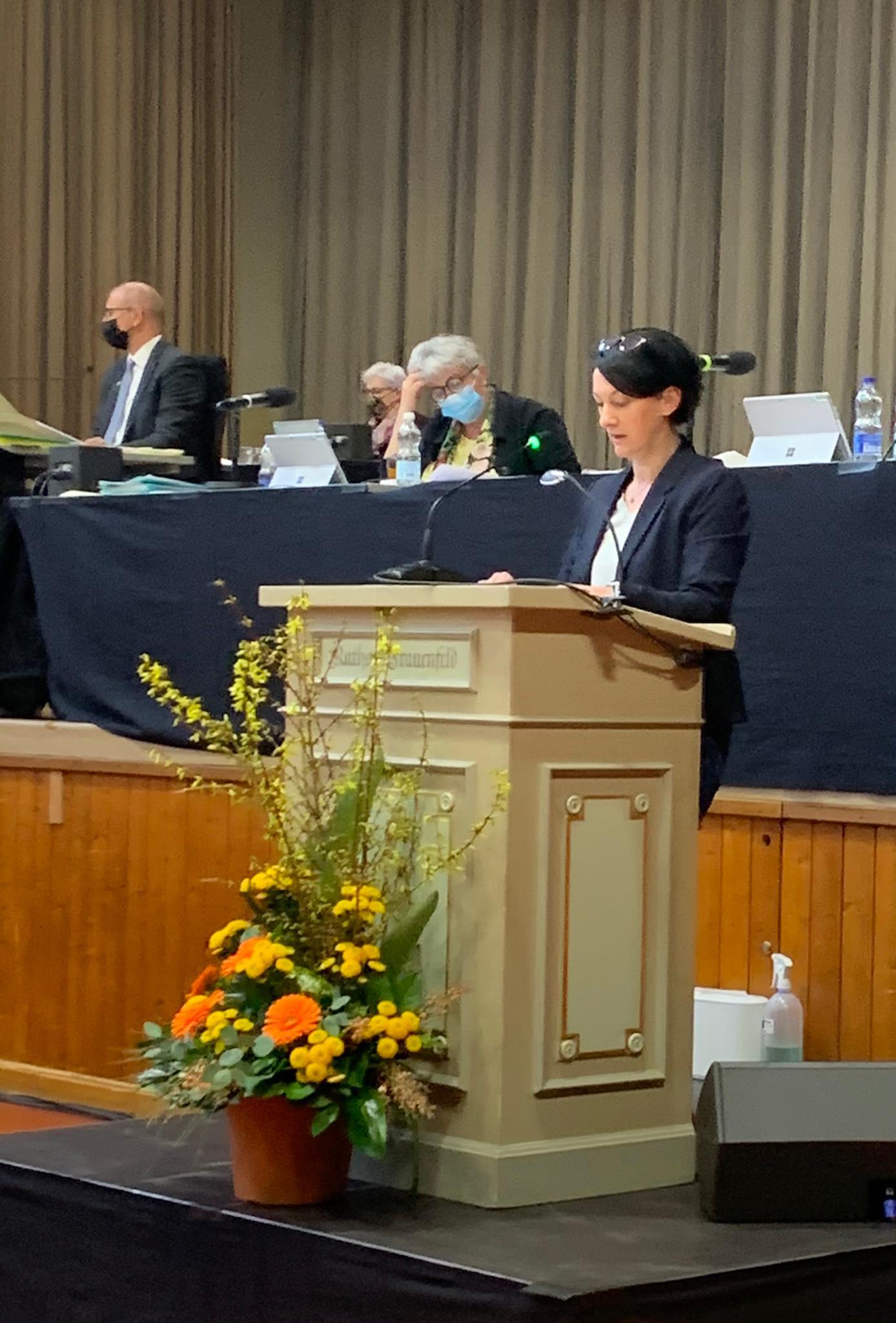 Votum Motion im Kantonsrat TG «Bekämpfung von Missbräuchen bei Praktika», 10.03.2021